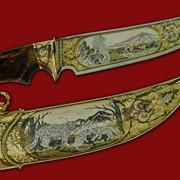 Нож Ирбисы фото