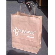 Производство дизайнерских пакетов, пакетов крафт, пакетов с мелованной бумаги, картона