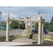 Балка для колонны 230-350 мм. фото