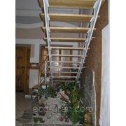 Изготовление металлических лестниц фото