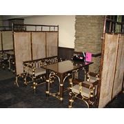 """Мебель из бамбука. Ресторан """"сатори"""" Днепропетровск фото"""