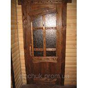 Двери под старину. фото