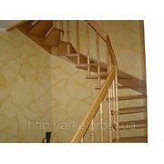 Проект, изготовление и монтаж больцевых лестниц фото