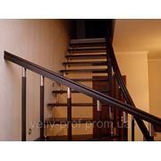 Лестница консольная фото