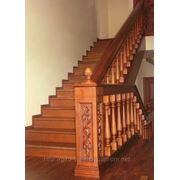 Изготовление на заказ лестницы деревянные