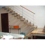Проектирование +установка лестниц. фото