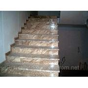 Лестница из мрамора в Одессе