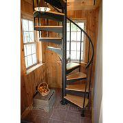 Винтовая лестница фото