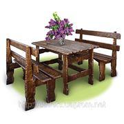 Изготовление деревянной мебели для баров кафе ресторанов фото