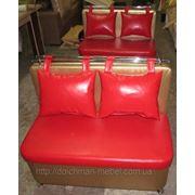 Лавочка диван для залов ожидания, кухни, прихожей, балконов, лоджий, кафе, баров, залов ожидания. фото