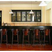 Изготовление мебели для баров и ресторанов фото