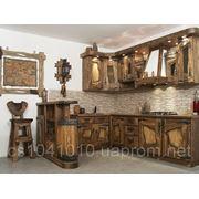 Мебель,беседки,бары,люстры,бра из дерево и ремонт интерьера и экстерьера под старину под ключ фото