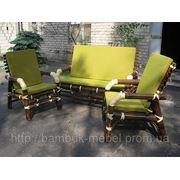 """Мебель из бамбука """"частный дом"""" фото"""