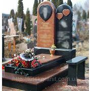 Изготовление памятников на двоих в Луцке