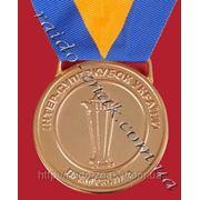 Изготовление медалей, спортивные, памятные, юбилейные медали. фото
