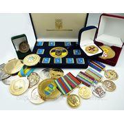 Медали, изготовление под заказ фото