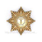 Ордена из золота на заказ фото