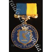 Изготовление медалей,нагрудные медали под заказ.