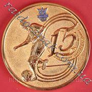 Изготовление настольных медалей, памятные медали, личные медали, спортивные настольные медали фото