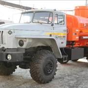 Топливозаправщик АЦ-10 на шасси Урал 4320-1912-40 фото