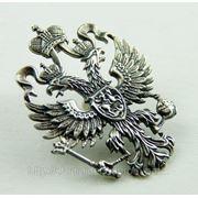"""Значок """"герб России"""", изготовление под заказ фото"""