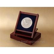 Медали из серебра на заказ фото