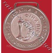 Изготовление медалей, медали памятные, юбилейные, спортивные медали на ленте. фото