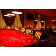 Мебель для покерных клубов фото