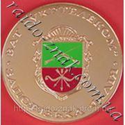 Настольные медали, подарочные медали. фото