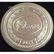 Изготовление юбилейных подарочных монет. фото