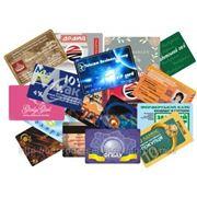 Пластиковая карточка фото