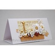 Банкетные карточки с № стола фото