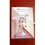 Приглашение на свадьбу. фото