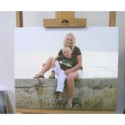 Холст с подрамником фотография