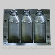 Пресс формы для ПЭТ бутылок фото