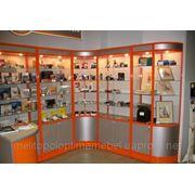 Торговое оборудование для магазинов фото