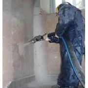 Очистка фасадов и реставрация зданий - Мягкий бластинг фото