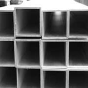 Трубы стальные квадратные фото