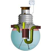 Бензомаслоотделитель EuroPEK NS от3 до150 л/с фото