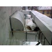 ИЗОЛОН ППЭ НХ изоляция внутренних и внешних вентиляционных систем фото