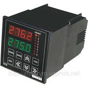 Устройство контроля температуры восьмиканальное с аварийной сигнализацией ОВЕН УКТ38 фото