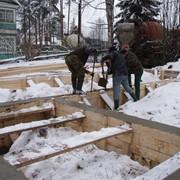 Строительство в любое время года