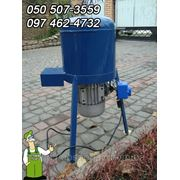 Дробилка сочных кормов  «Помощница»(380Вт) фото