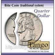 Bite Coin [US Quarter] (Internal With Extra Piece) by Tango фото
