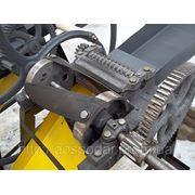 Режущий механизм для соломорезки (чугунное литье) фото