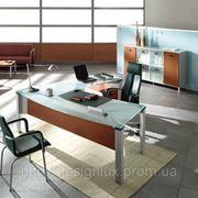Кабинет директора,стол в кабинет руководителя,комплект мебели фото