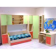Мебель для детской комнаты Сашенька фото