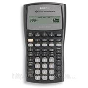 Финансовый калькулятор BA II Plus Texas Instruments фото
