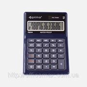 Калькулятор электронный 12 разрядов водонепроницаемый 171 * 120 * 36мм фото