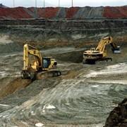Поиски твердых полезных ископаемых фото